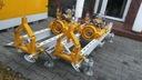 Hydrauliczna wiertnica pozioma mini20