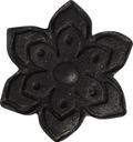 Марципан цветной, Масса marcepanowa 250г - Черный