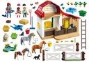 Playmobil 6927 Stajnia kucyków Marka Playmobil