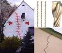 Анкер спиральная для pęknieć в фасадах 10 мм x 10 м доставка товаров из Польши и Allegro на русском