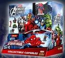 Figurki Marvel Avengers - Thor, Hulk, Iron Man ... Seria TR-379113