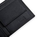 Skórzany portfel męski Betlewski skóra naturalna Materiał dominujący skóra naturalna