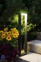 Lampa OGRODOWA stojąca słupek FORM 80cm nowoczesny Marka SU-MA