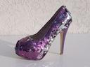 *Sugarfree Shoes* rozmiar 37 wkładka 24 cm Wzór dominujący inny wzór