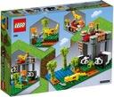 LEGO MINECRAFT Żłobek dla pand 21158 Bohater brak
