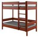 Łóżko dziecięce dla dzieci piętrowe 180x80 Bohater inny