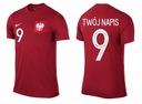 NIKE Polska koszulka męska haft Nadruk r. XXL
