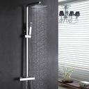 Termostat system prysznicowy, armatura prysznicowa