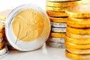 Шоколад Монеты Деньги Большие! Вкусные! 100 штук