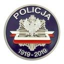 ПОЛИЦИЯ 1919-2019 Медаль, Монета доставка товаров из Польши и Allegro на русском