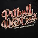 PIT BULL KOSZULKA CITY OF DOGS 19 CZARNA R. M Marka Pit Bull West Coast