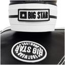 Trampki Big Star czarne na koturnie EE274615 38 Materiał wkładki inny materiał