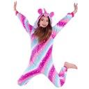 JEDNOROŻEC Galaxy Piżama Dzieci Kigurumi 146 Wiek dziecka 10 lat +