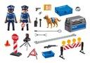 Playmobil 6924 Blokada Policyjna Policja + katalog Marka Playmobil