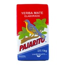 Yerba Mate Pajarito ELABORADA 1кг 1000g
