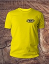 Koszulki Koszulka T-shirt z Twoim nadrukiem logo Dekolt okrągły