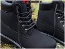 Buty Smiths damskie botki zimowe M0057 czarne 39 Rozmiar 39