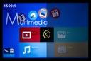 RZUTNIK PROJEKTOR OVERMAX MULTIPIC 2.3 LED HD WIFI Jasność lampy (ANSI) 1200 lm