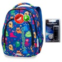 PLECAK COOLPACK CP NA Plecaki szkolne dla chłopców