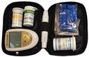 GLUKOMETR BENECHECK+PASKI CHOLESTEROL CUKRU KRWI ! Pomiar glukozy cholesterolu kwasu moczowego