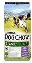 Purina DOG CHOW Adult Lamb jagnięcina karma 14 kg Rodzaj karmy ekologiczna