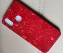XIAOMI MI 8 MI8 ЧЕХОЛ GLASS Case RED + стекло 9D 9H