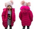 Куртка Зимняя с мехом размер 116 M0208 доставка товаров из Польши и Allegro на русском