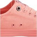 Trampki Big Star damskie czerwone DD274444 buty 38 Materiał wkładki inny materiał