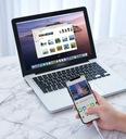 Baseus Szybki kabel USB Lightning do iPhone 1m Długość przewodu 1 m