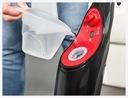 Mop parowy Vileda Steam usuwa 99,9% bakterii 1550W Pojemność 0.4 l
