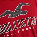 HOLLISTER by Abercrombie T-Shirt Koszulka USA M Liczba kieszeni 0