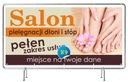 Baner reklamowy 2x1 - Manicure Projekt Gratis EAN 9876821188132
