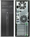 Komputer DO GIER HP 8300 i5 8GB 120SSD 1050Ti W10 Kolor czarny