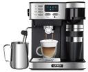 Ekspres do kawy CIŚNIENIOWY PRZELEWOWY Yoer +Kubek Model DUALIO