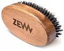 TWARDY Kartacz do brody ZEW for men szczotka