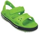 Sandałki Crocband II Sandal zielone 29-30 (C12) Bohater brak