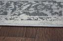 DYWAN VINTAGE 140x200 ORNAMENT szary #B153 Kolor odcienie szarości czarny
