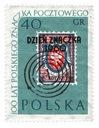 Fi 1043 ** День Марки 1960 доставка товаров из Польши и Allegro на русском