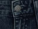 CALVIN KLEIN JEANS spodnie męskie, jeans 31/30 Fason rurki