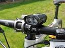Zestaw LED tył przód XPG500 na USB lampka rowerowa Kolor dominujący czarny