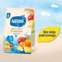 NESTLE Kaszka mleczno-ryżowa 5 owoców 230g Marka Nestle