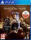 PS4 SHADOW OF WAR + DLC NOWA CIEŃ WOJNY Platforma PS4