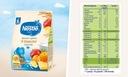 NESTLE Kaszka mleczno-ryżowa 5 owoców 230g Wiek podawania od 8 miesiąca