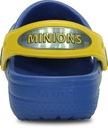 Crocs Creative Minionki C4/5 20 Kolor niebieski żółty, złoty