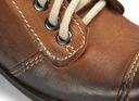 39-46 COMODOESANO glany niskie skóra beżowe Oryginalne opakowanie producenta pudełko