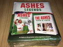 Książka i DVD ASHES LEGENDS NOWA angielska