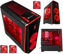 GENESIS TITAN 700 Obudowa GAMING PC CASE ATX LED
