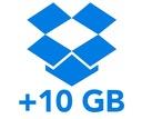 DROPBOX DOŁADOWANIE +10GB DOŻYWOTNIE