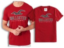 HOLLISTER by Abercrombie T-Shirt Koszulka USA M