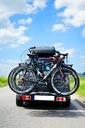 STORM 4 - Bagażnik uchwyt rowerowy na hak 4 rowery Producent Inny